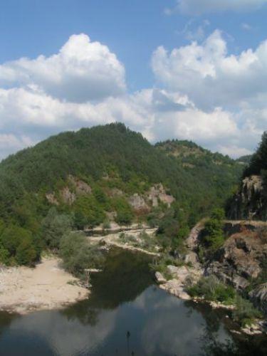 Zdjęcia: Ardino, Rodopy, Kanion, BUłGARIA