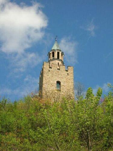 Zdjęcia: Veliko Tyrnovo, Cerkiew patriarsza na Carewcu, BUłGARIA