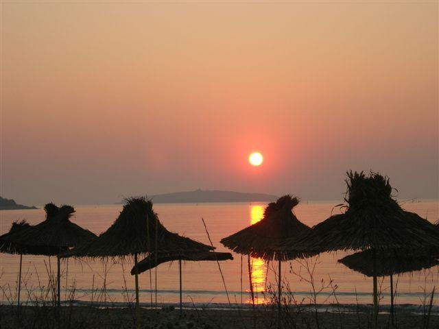 Zdjęcia: plaża..., okolice Czernomorska, Morze Czarne, BUłGARIA