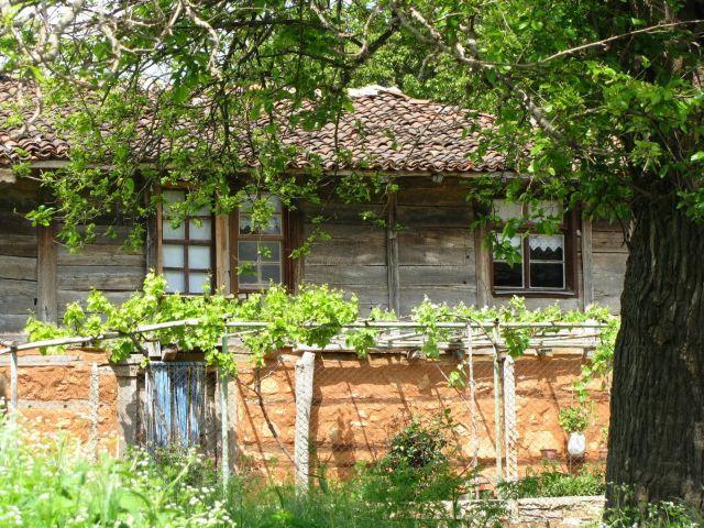Zdjęcia: gdzieś w Strandży, Burgas, Bułgarska wieś, BUłGARIA