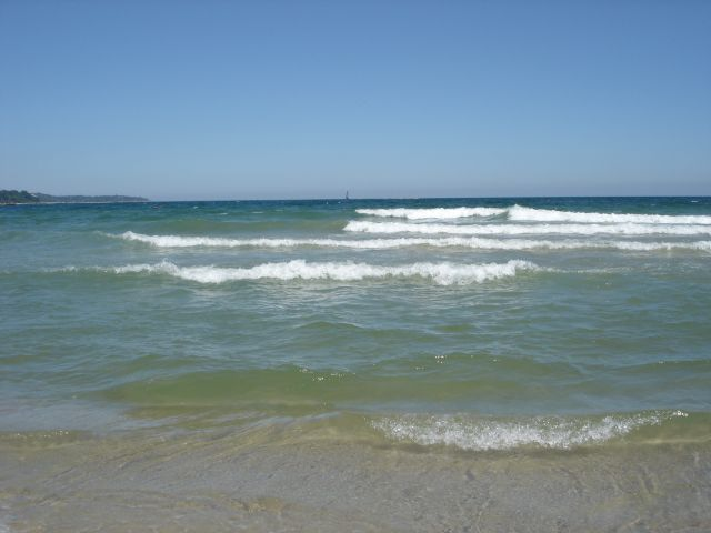 Zdjęcia: plaża, Złote Pisaki, Morze Czarne, BUłGARIA