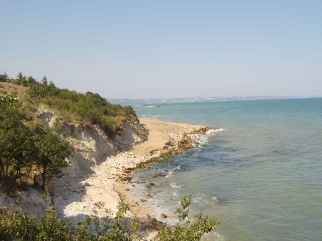 Zdj�cia: Z�ote Piaski, wybrze�e, Morze Czarne, BU�GARIA