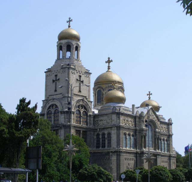 Zdjęcia: Bułgaria, Varna, Katedra, BUłGARIA