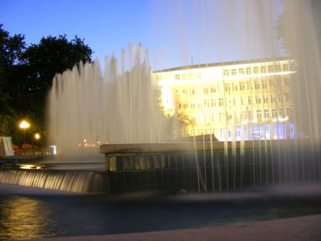 Zdjęcia: Varna, Varna, Fontanny, BUłGARIA