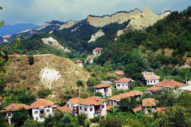 Zdjęcia: Rożen, Góry Piryn, okolice Melnika,  100% sielanki, BUłGARIA