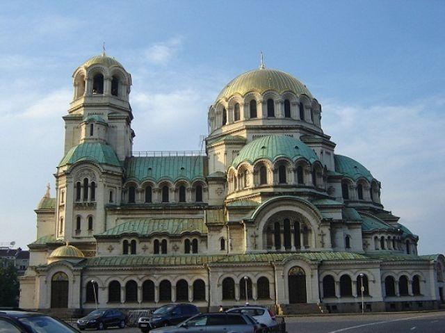 Zdjęcia: Sofia, Cerkiew Aleksandra Newskiego, BUłGARIA