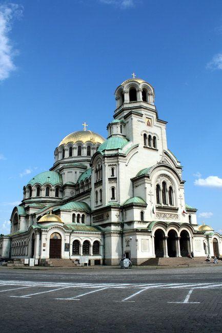 Zdjęcia: Sofia, Cerkiew św. Aleksandra Newskiego, BUłGARIA