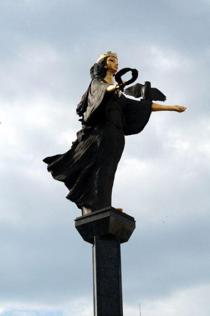 Zdjęcia: Sofia, Kolumna Sofii - Mądrości, BUłGARIA