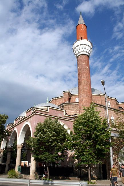 Zdjęcia: Sofia, Sofijski meczet, BUłGARIA