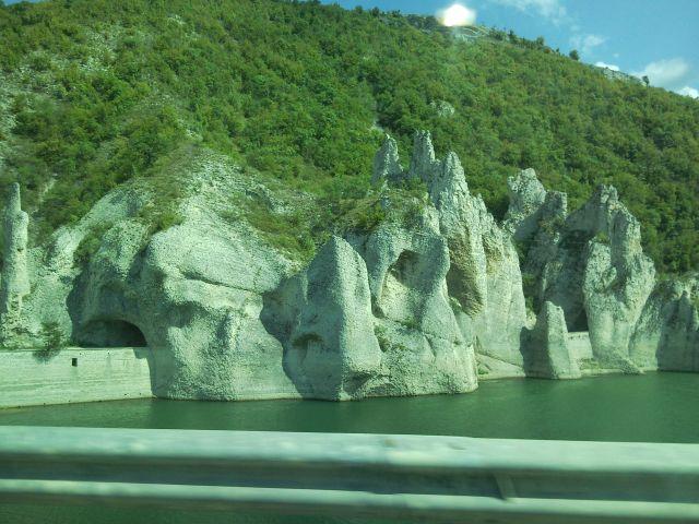 Zdjęcia: z okna samochodu, gdzieś, cuda natury, BUłGARIA