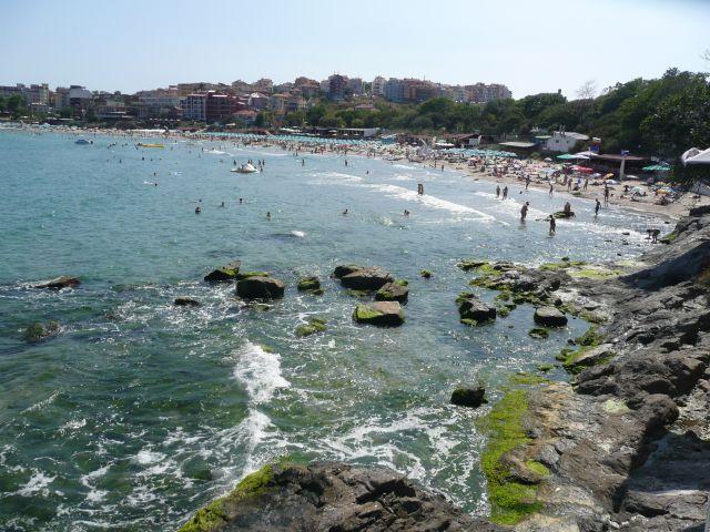 Zdjęcia: plaża, Sozopol, Plaza miejska, BUłGARIA