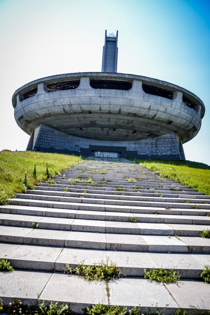 Zdjęcia: Buzludja - Pomnik Partii Komunistycznej, Buzludja, Buzludja - Pomnik Partii Komunistycznej, BUłGARIA