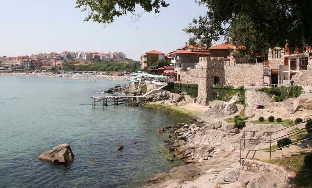 Zdjęcia: Lozanec, Sozopol, Skalisty brzeg, BUłGARIA