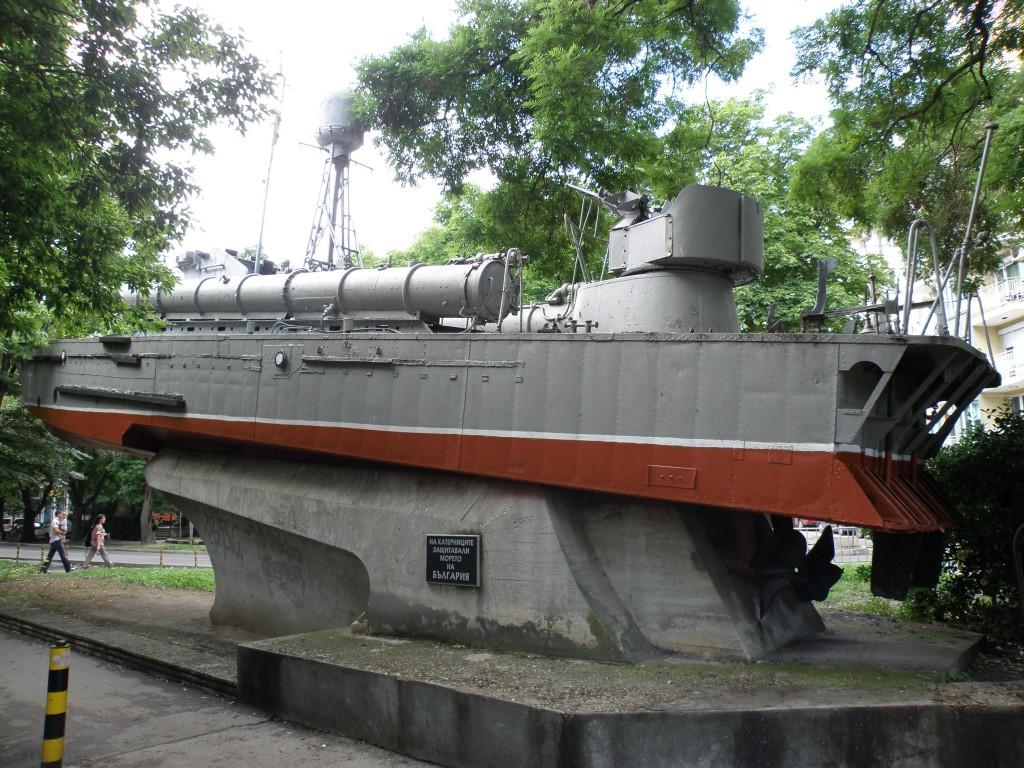 Zdjęcia: WARNA , WARNA , Muzeum Marynarki Wojennej , BUłGARIA