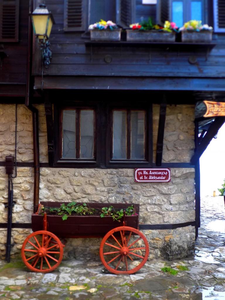 Zdjęcia: Nessebar, Burgas, Ul. Aleksandar, BUłGARIA