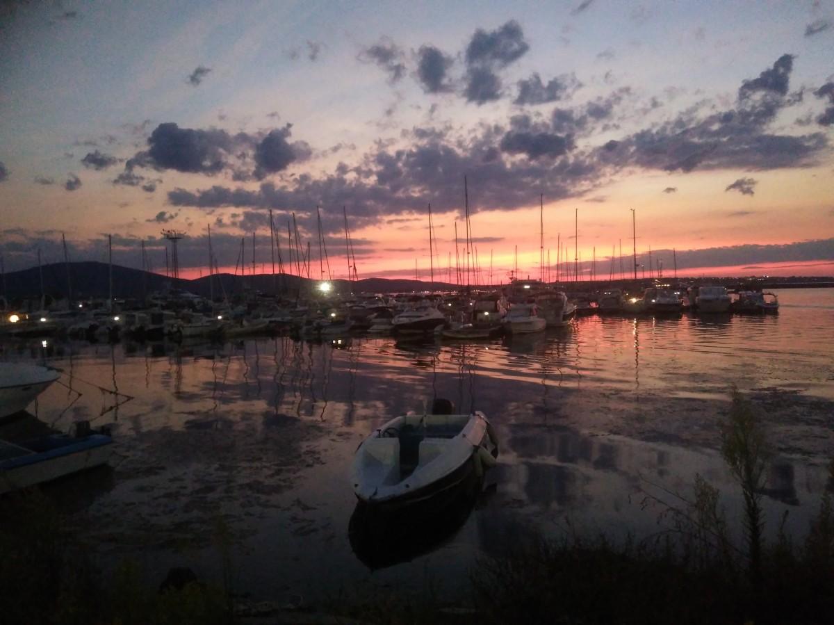 Zdjęcia: Sozopol, Burgas, Bajkowy port, BUłGARIA