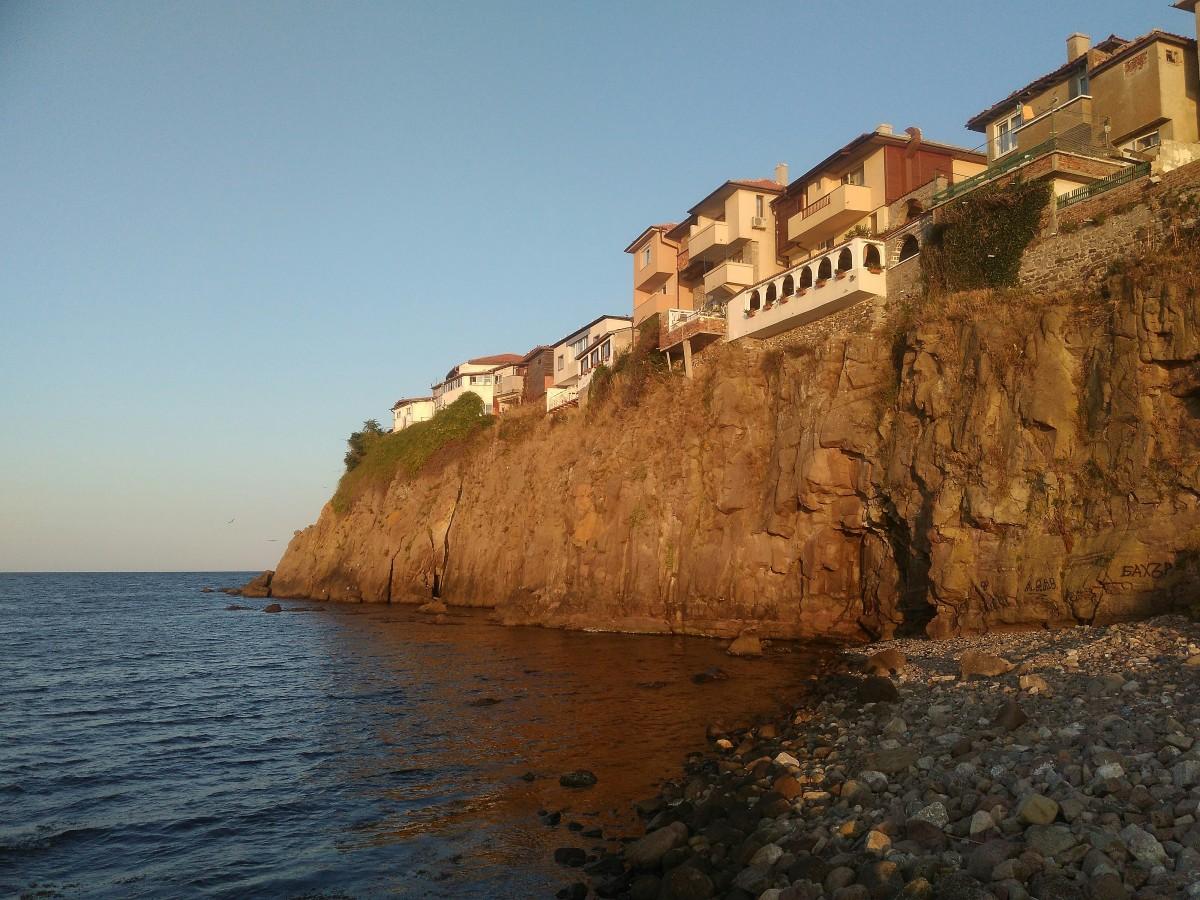 Zdjęcia: Sozopol, Burgas, Sozopolski klif, BUłGARIA
