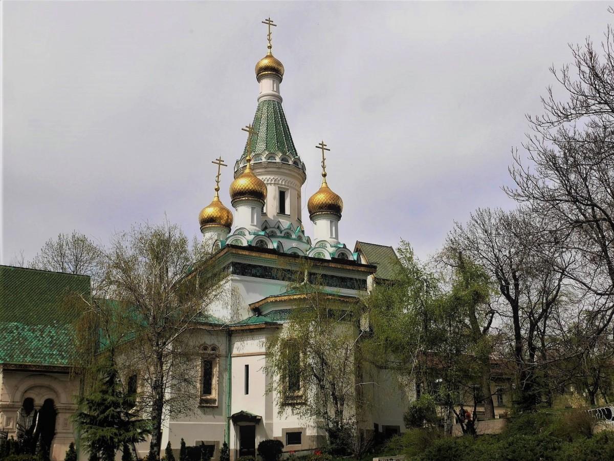 Zdjęcia: Sofia, .., Rosyjski Kościół, BUłGARIA
