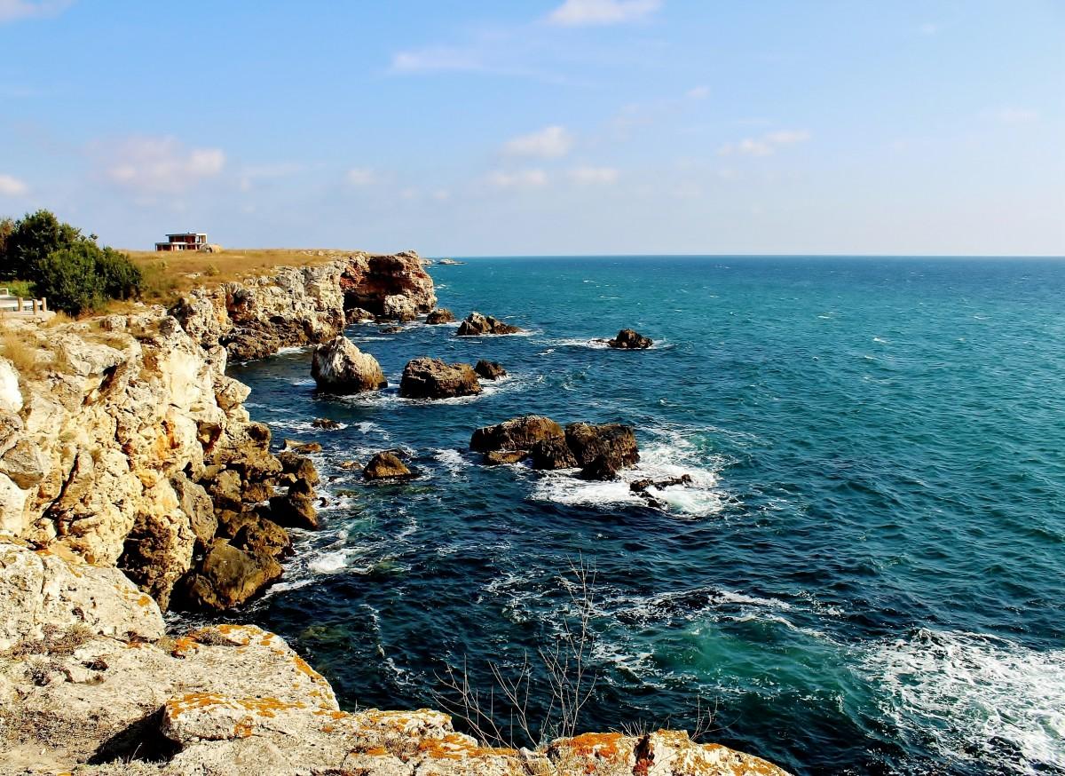 Zdjęcia: Tjulenowo, obwód Dobricz, Nad Morzem Czarnym, BUłGARIA