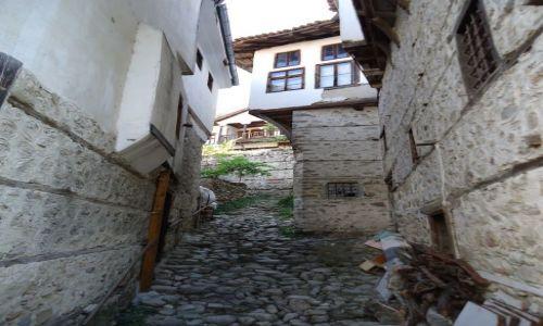 Zdjęcie BUłGARIA / Blagojevgrad / Melnik / Uliczka