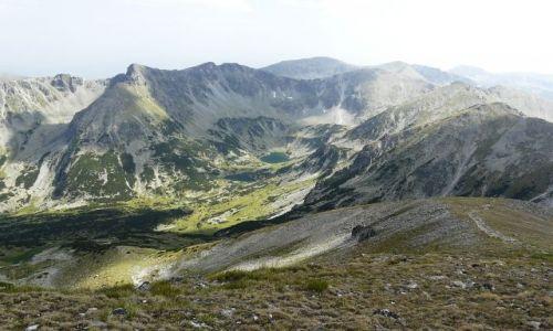 Zdjęcie BUłGARIA / Riła / Rejon Góry Musla 2925 / W drodze na szczyt