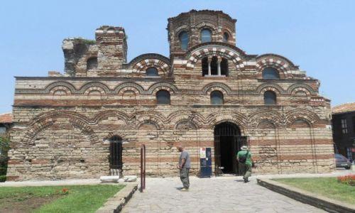 Zdjęcie BUłGARIA / Bułgaria / Nessebar / Na starym mieście w Nessebarze