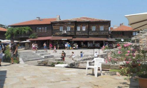 Zdjęcie BUłGARIA / Bułgaria / Nessebar / Starówka w Nessebarze
