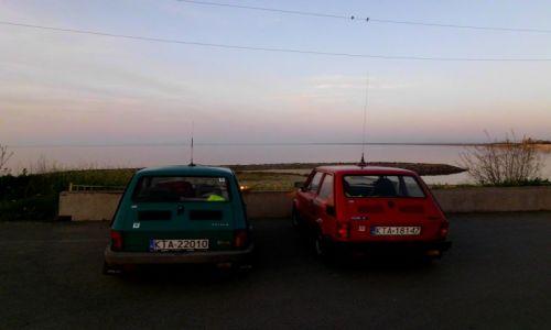 BUłGARIA / - / Aheloy / Maluchy nad morzem Carnym
