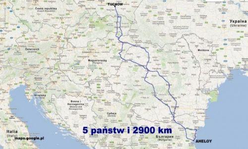 BUłGARIA / - / - / mapa