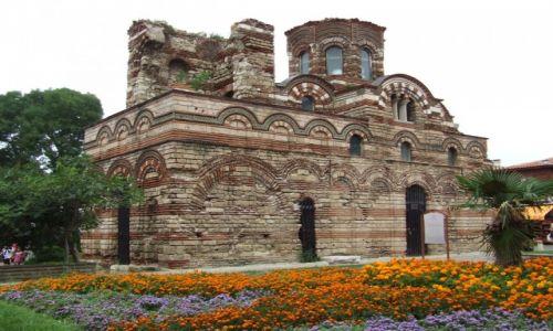 BUłGARIA / Neseber / Neseber / dawna cerkiew