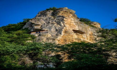 BUłGARIA / Iwanowo / Iwanowo / Świątynie skalne w Iwanowie