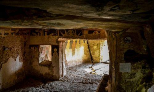 Zdjęcie BUłGARIA / Iwanowo / Iwanowo / Świątynie skalne w Iwanowie