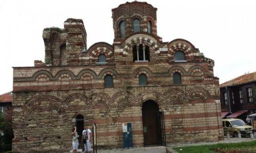 Zdjecie BUłGARIA / Polłudniowe wybrzeże  / Nesebar / Cerkiew Nesebar