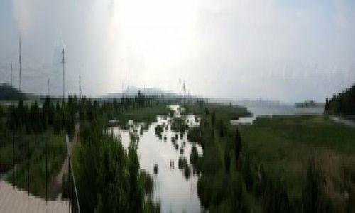 BUłGARIA / Polłudniowe wybrzeże  / Poda / Rezerwat ptaków Poda - panorama