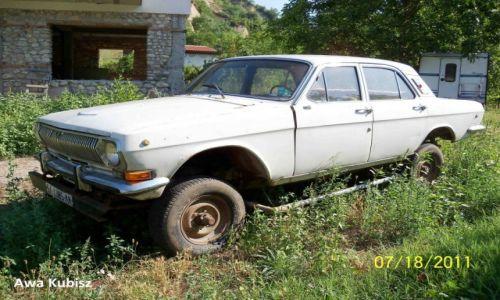 Zdjecie BUłGARIA / Południe / Melnik / Bułgarskie automobile