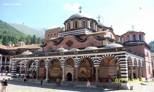 Zdjęcie BUłGARIA / Południe / Riła / Monastyr Rylski - świątynia główna