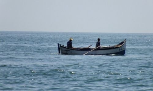 Zdjęcie BUłGARIA / Złote Piaski / Złote Piaski / Wypłynąłerm na bezkresne wody Morza Czarnego