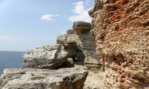 Zdjęcie BUłGARIA / DOBRICZ / KAMIENNY BRZEG  / Rezerwat Jaiłata