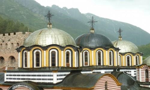 Zdjecie BU�GARIA / pasmo g�rskie Ri�a / Monastyr Rylski / Monastyr Rylski