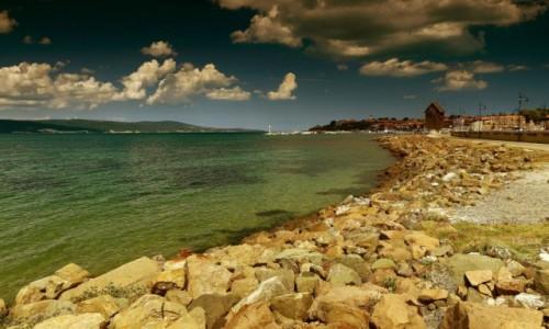 BU�GARIA / Wybrze�e Morza Czarnego / Nesebyr  / Najpi�kniejsze miasteczko w Bu�garii