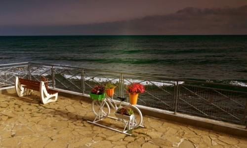 Zdjęcie BUłGARIA /  Wybrzeże Morza Czarnego / Nesebyr  / Rowerem wzdłuż  wybrzeża