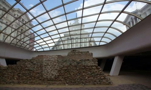 Zdjecie BUłGARIA / Sofia / Podujane / Ruiny starożytn