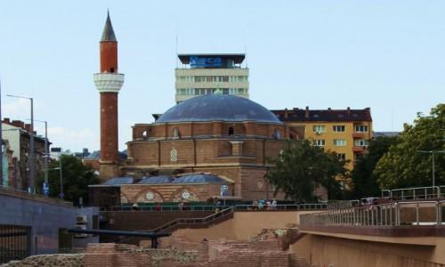 Zdjecie BUłGARIA / Sofia  / Podujane / Meczet Bania Baszi Dżamija (XVI w.)