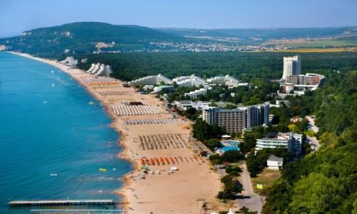 BUłGARIA / Morze Czarne / Złote Piaski / Wypoczynek w Bułgarii