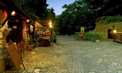 BUłGARIA /  Wybrzeże Morza Czarnego / Nesebyr  / Stara część Nesebaru