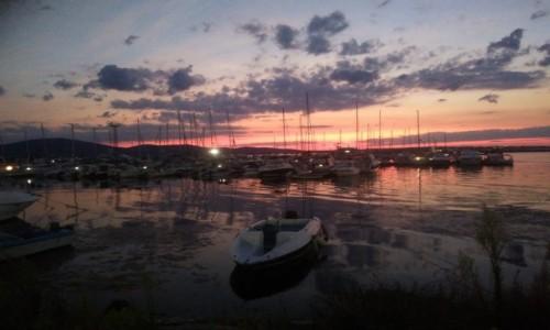 Zdjęcie BUłGARIA / Burgas / Sozopol / Bajkowy port