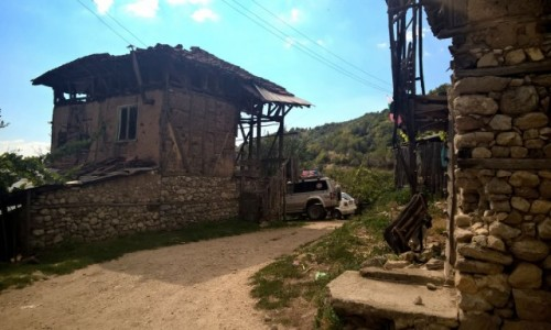 Zdjecie BUłGARIA / Sandanski / okolice Piryn / ICAN4x4