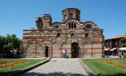 Zdjecie BUłGARIA / Nesebyr / Nesebyr / Cerkiew Chrystusa Pantokratora, Nesebyr