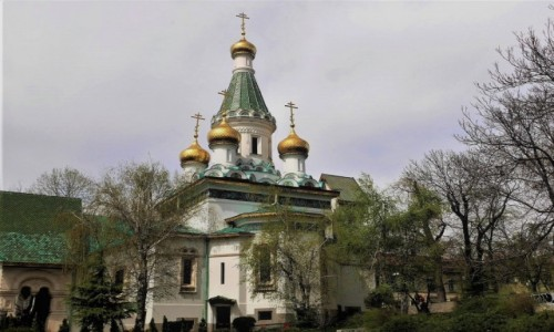 BUłGARIA / .. / Sofia / Rosyjski Kościół