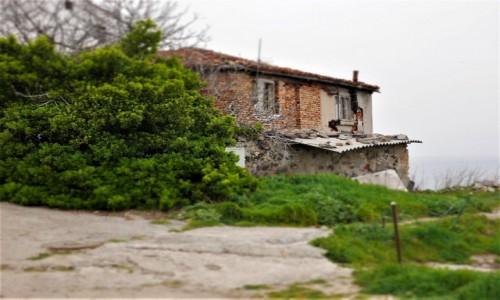Zdjecie BUłGARIA / .. / Sozopol / Na końcu cypla w Sozopolu.